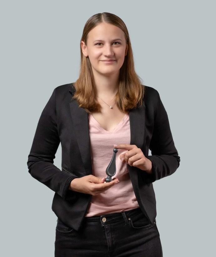 Mitarbeiterin Julia Pilatz