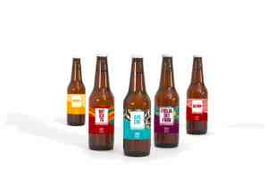 Birra Bro Terni - Labels
