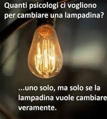 psy lampadina