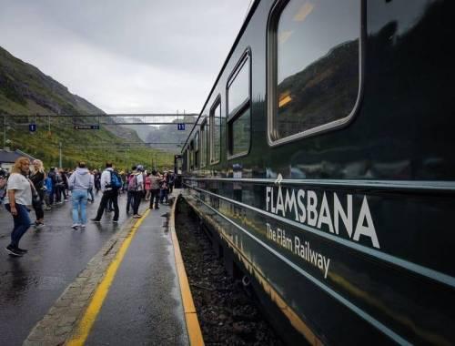 Flåmsbana è davvero un treno spettacolare opinioni