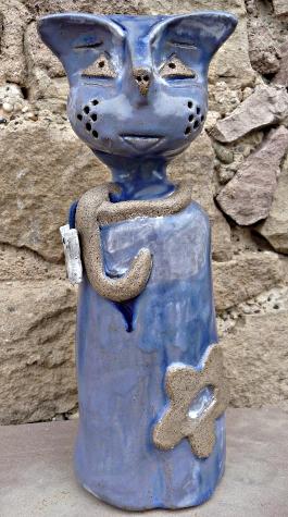 """""""Cerise"""" - chatte bleue"""