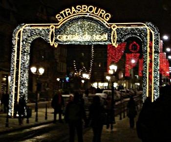 Strasbourg, capital de noel - © Françoise Burgunder