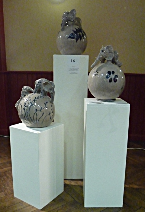 """pousses d'éléphants"" Eckbolsheim 2010"