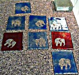 Poudre d' elephants