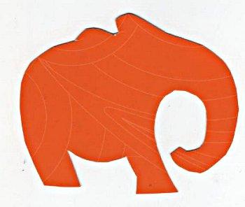 elephant de Mounia