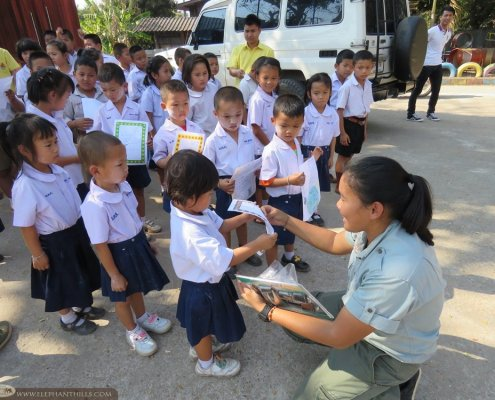 Elephant Hills Childrens Project Mae Hong Son