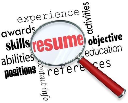 resume helps