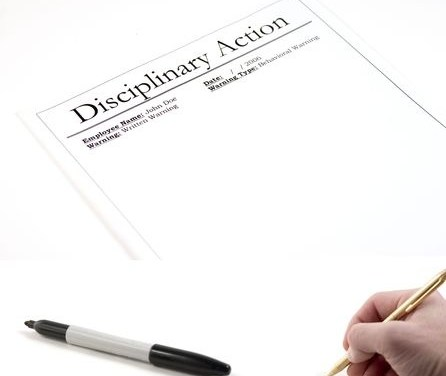 Employee Coaching Forms are NOT Disciplinary Action Forms
