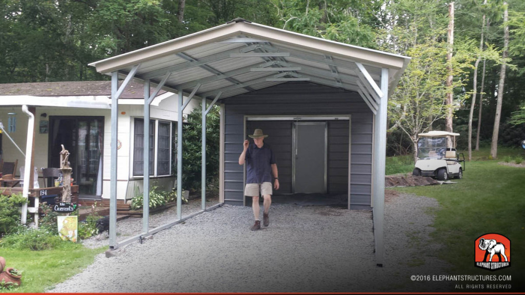 Metal Carports For Sale Get Prices On Custom Steel