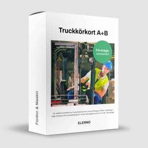 Truckutbildning A+B