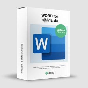 Microsoft Word för självlärda - Datorkunskap