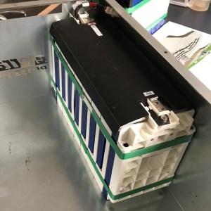 elerra Batteriemodul 8S 25,6V 100A