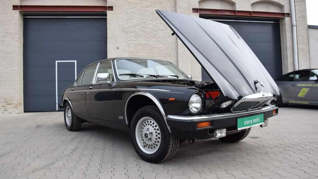 elerra Daimler Elektroauto Fahrzeugumbau Old und Youngtimer