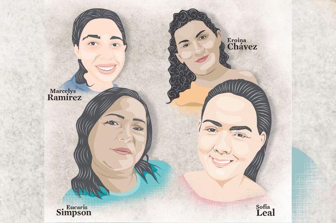 De los cerca de 1'800.000 migrantes venezolanos que han llegado a Colombia, poco más de 800.000 son mujeres, cuyos rostros, historias y necesidades se han vuelto invisibles. Cuatro historias de venezolanas que tuvieron que salir de su país, pero luchan por superar las dificultades. Testimonios.