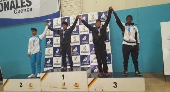 Cañar obtuvo 123 puntos en judo durante Juego de Menores