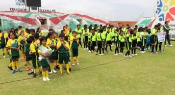Campeonato de escuelas de fútbol