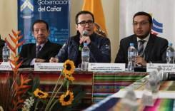 Director de la Agencia Nacional de Tránsito visitó Azogues