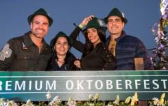 La fiesta cervecera Club Oktoberfest presentó nuevas experiencias, actividades y atracciones para disfrutar con Club Premium.