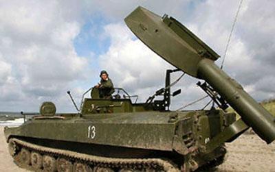 """El Ejército sirio utiliza desminadores rusos UR-77 """"Meteorit"""" en ..."""