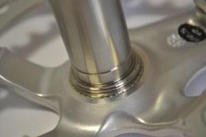 4831 Manutenzione installazione Campagnolo Ultra Torque 58