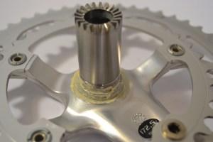 4832 Manutenzione installazione Campagnolo Ultra Torque 59