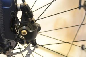 5142 Montare leve freno ciclocross 13