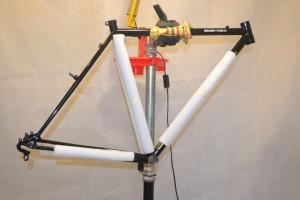 5414 Montiamo la bici telaio Surly Cross Check 10