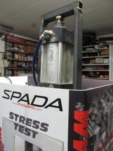 5450 Spadabike macchina test 11