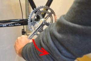 5464 Montiamo la bici trasmissione 1 Surly Cross Check 10