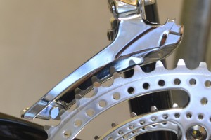 5478 Montiamo la bici trasmissione 1 Surly Cross Check 17