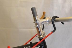 5528 Montiamo la bici serie sterzo trittico leve Surly Cross Check 67
