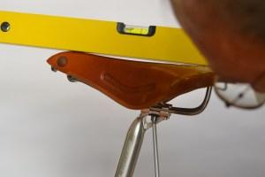 5570 Montiamo la bici serie sterzo trittico leve Surly Cross Check 109