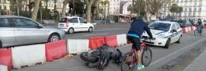 6050 Ciclabile Napoli cordolo pericoloso 08