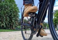 Adattatore per pedali con aggancio Lixada