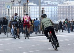 Ogni 32 ore muore un ciclista