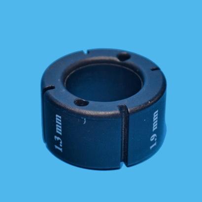 Come eseguire la centratura laterale di una ruota chiave raggi piatti