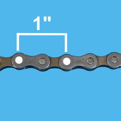 Come calcolare la giusta lunghezza della catena lunghezza maglia