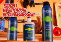[Officina] Pulizia e lubrificazione della catena con prodotti Tunap