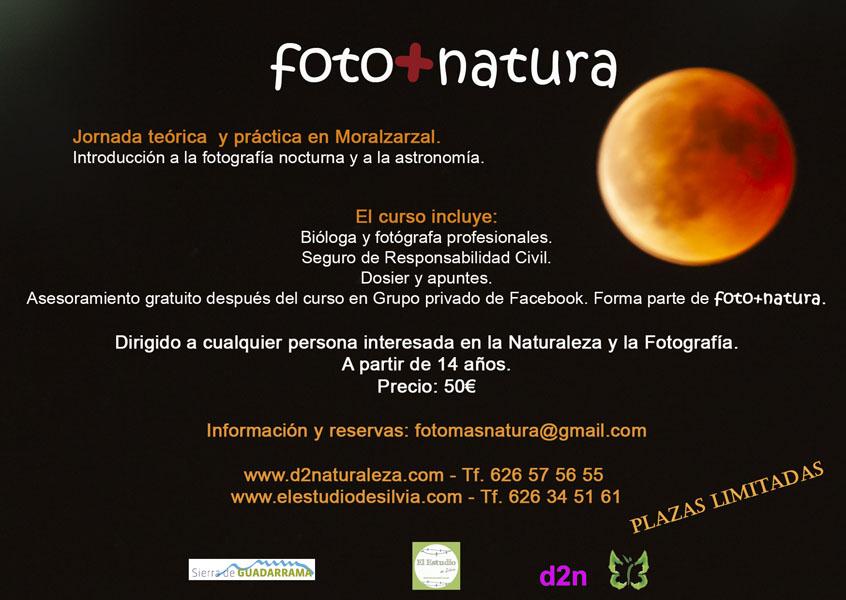 Perseidas, curso foto nocturna, fotografia nocturna, curso naturaleza, curso astronomia, Sierra de Guadarrama, El Estudio de Silvia