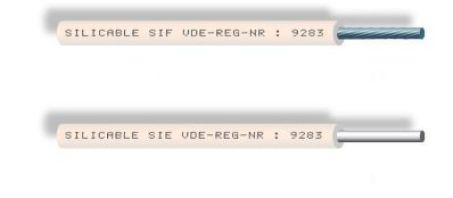 I colori dei fili elettrici great i terminali sono for Sigle cavi cpr