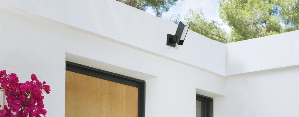 Videocamera esterna intelligente Netatmo