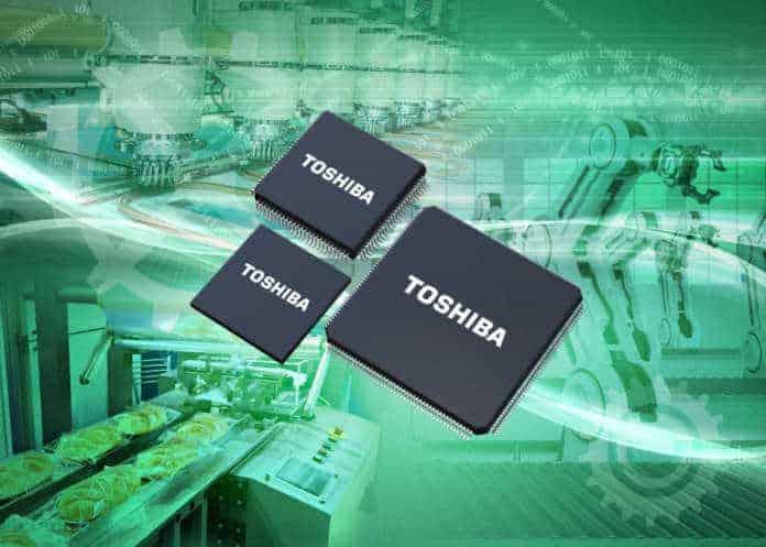 Mcu Toshiba
