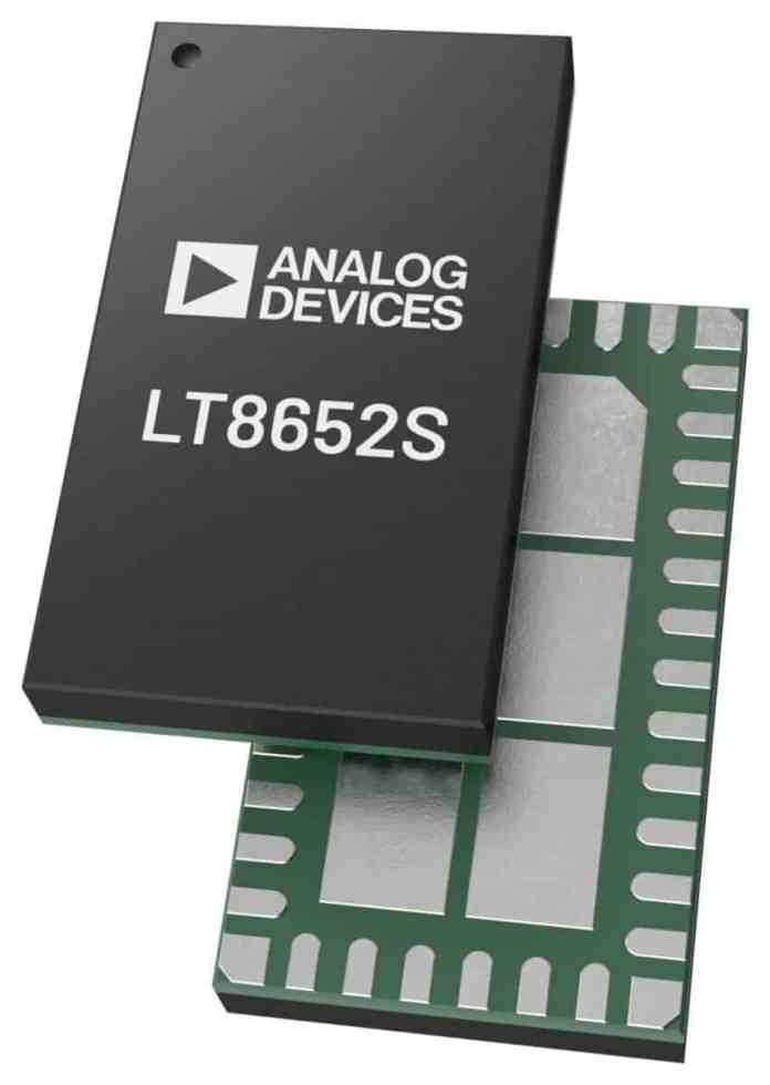 convertitori LT8652S_Chip