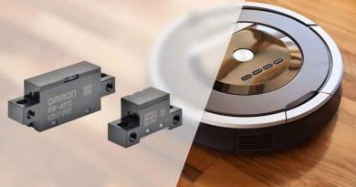 Nuovi sensori ottici Omron con raggio più ampio e migliori performance