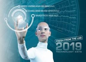HAMAMATSU Technology Day 2019: Fresh from the Lab
