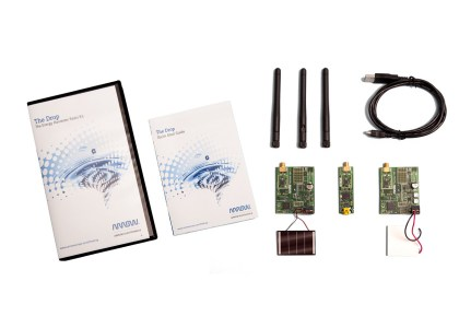 TheDrop_Kit1-420x300 The Drop, nuovo evaluation kit per Energy-harvesting