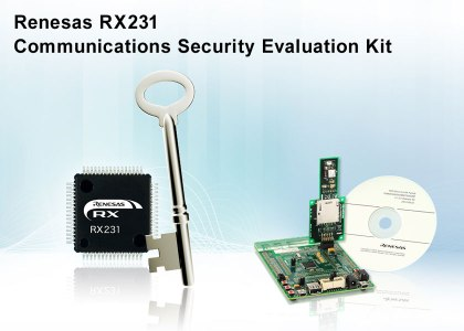 RX231_Communications_Security_Evaluation_Kit