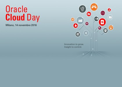 Oracle-Banner-420x300 Oracle Cloud Day a Milano il 14 novembre