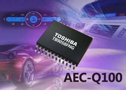 7202_HRESTB9058-420x300 TB9058FNG, Toshiba avvia la consegna dei campioni degli IC di azionamento dei motori DC con funzione slave LIN