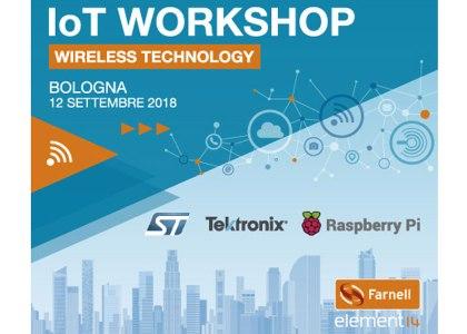 FarnellIoT-420x300 IoT Workshop Wireless Technology
